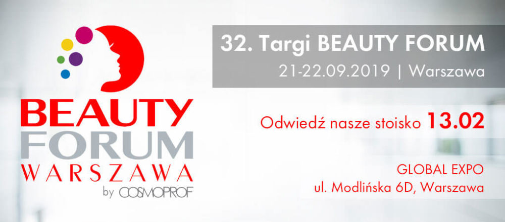 Targi BEAUTY FORUM 2019