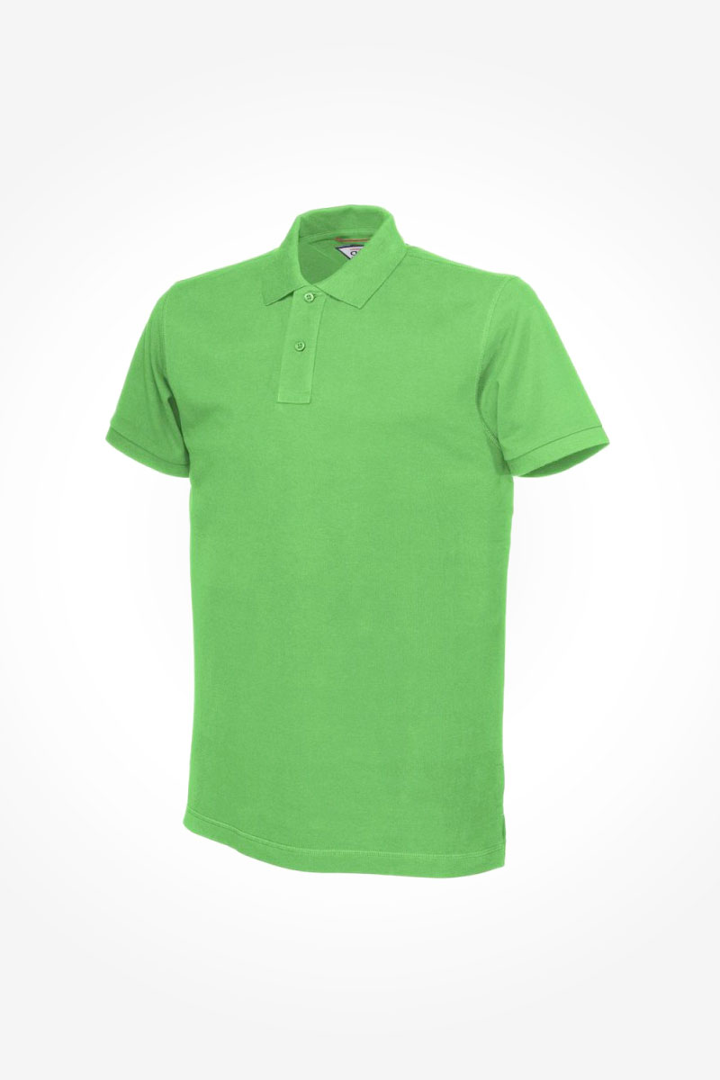 Koszulka polo PARKES – Light green