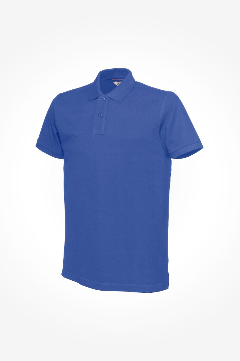 Koszulka polo PARKES – Royal blue